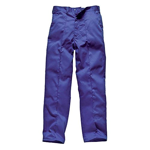 Dickies - Pantalon -  Homme -  Bleu - Bleu marine - Large
