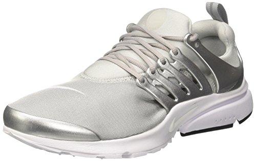 Nike Air Men's Metallic Presto Silver Silver Premium Pure Platinum rBrp5Wxqw
