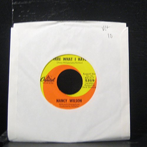 this could be the right one / same 45 rpm single (April Wine This Could Be The Right One)