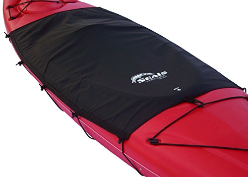 Cockpit Seal - Seals Cockpit Drape Cockpit Cover X, Black, XL