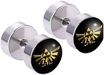Silvertone Premium Quality Earrings Cartoon product image