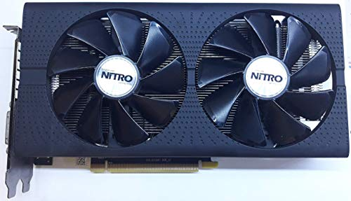 SAPPHIRE NITRO+ Radeon RX 470 100407NT+4GOCL 4GB 256-Bit GDDR5 PCI Express 3.0 x16 HDCP Ready Video Card