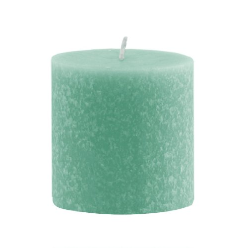 Root Scented Timberline Pillar Candle, 3 by 3-Inch, Seaside Surf (Candles Soy Root)