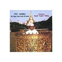 Pat Wang - the Magic Drum Circ