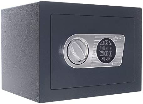 Caja Fuerte Certificada Antirrobo Rottner Samoa 26 Cerradura Electronica Antracita: Amazon.es: Bricolaje y herramientas