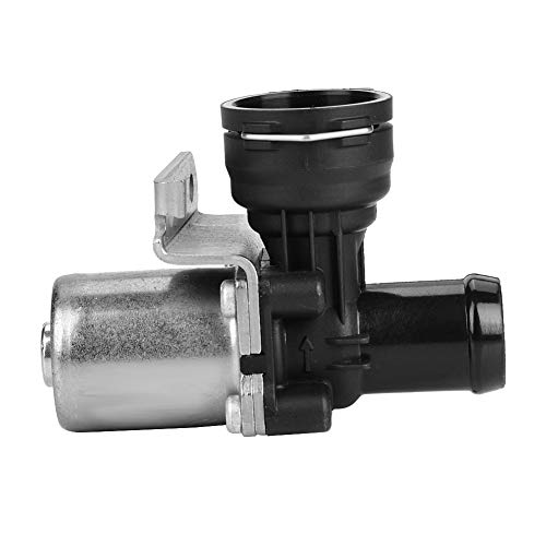 KIMISS Car Water Coolant Pump Valve, ABS Water Coolant Pump Valve for C250 W204 2712030164: