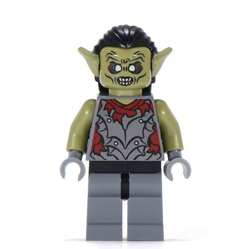 Orc Lord Of The Rings (Lego Lord of the Rings Moria Orc)