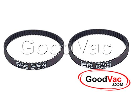 Hoover WindTunnel Air Pro Geared Belt Replacement 565235001, 440004214 by GoodVac. (2) by GoodVac