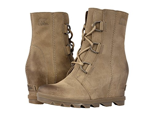 SOREL Women's Joan of Arctic Wedge II Boots, Ash Brown, 6.5 M US