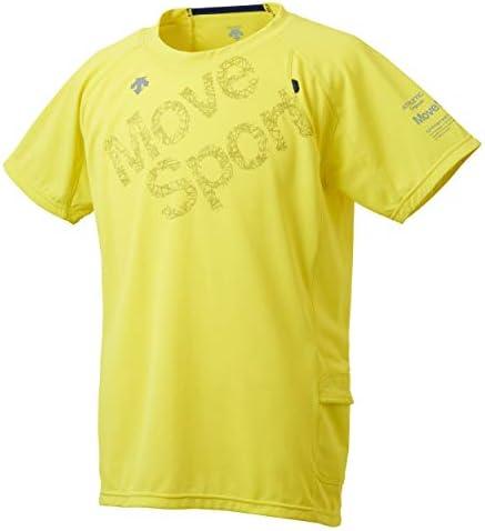 (デサント) DESCENTE Move Sport BRZ+ 半袖Tシャツ DMMLJA62 プラクティスシャツ