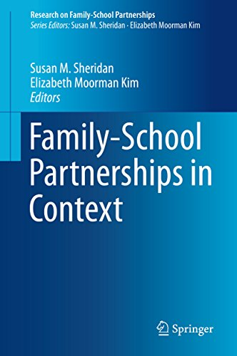Family-School Partnerships in Context (Research on Family-School Partnerships Book 3) (English Edition)