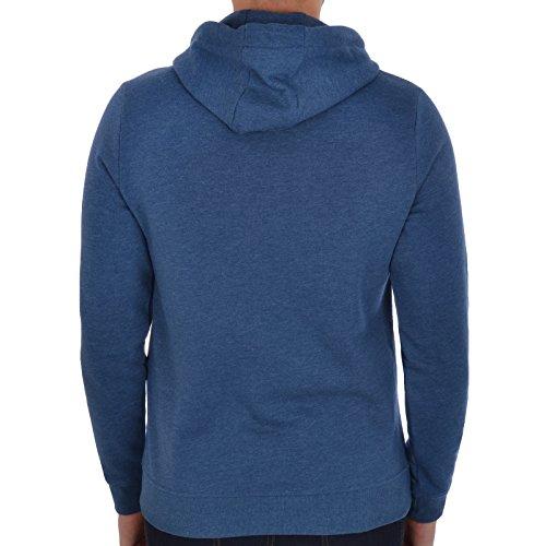 Longues Homme Sweat Brave Bleu À Soul shirt Capuche Manches YxgWHZv4wq