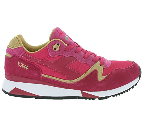 170939 501 Diadora V7000 Uomini Nyl Tennis Ii Della Scarpa Rosa C6309 01 Da RzxRwTvq
