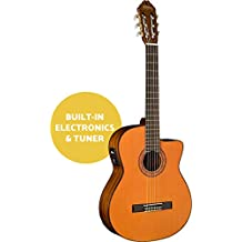 Washburn Classical C5CE Cutaway , Acoustic Electric Guitar