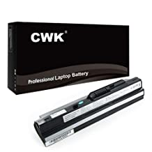 CWK® 7800mAh 9 Cell New High Capacity Battery for Advent 4211 MSI Wind12 U200 U210 U230 LG X110 BTY-S12 BTY-S11 MSI Wind U100-001CA Wind U100-002CA Pearl BTY-S11 BTY-S12 MSI Wind U90 U90X U100 U100X U210 BTY-S11 BTY-S12 PROLINE Medion Akoya Mini E1210 MD96912 MD96975 40025905 Proline u100 MSI Wind U100 Wind12 U90 U90X u200 BTY-S12 BTY-S11 LG X110 MSI Microstar Wind U100 U100-286MY