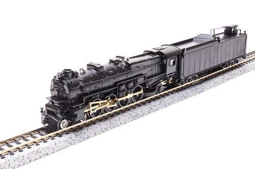 Broadway Limited BLI3075 N 4-8-2 M1a w/DCC & Sound, Unlettered