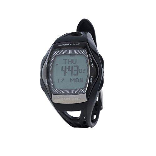 ATB New Sportline Solo 965 Pedometer Heart Rate Monitor W...
