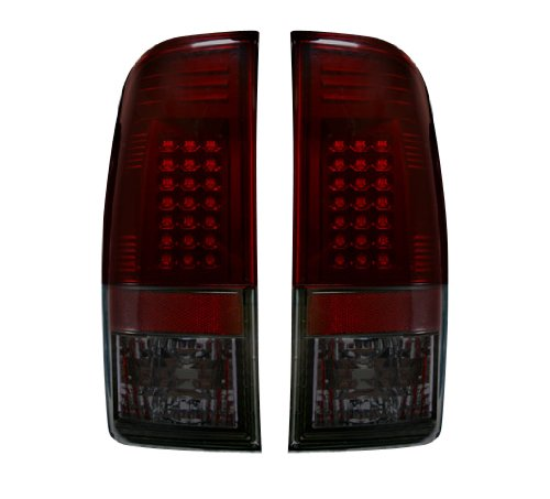 Recon 264176RBK LED Tail Lights