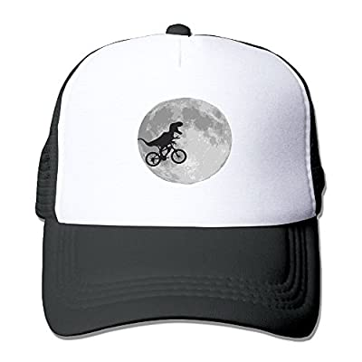 Riding Rex Adjustable Snapback Baseball Cap Custom Mesh Trucker Hat from Huishe1