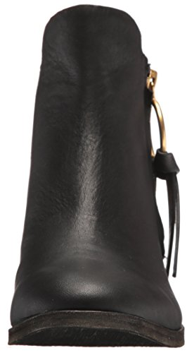 Chloe Louise Ankle See Women's Boot Flat By Black qz6R5HtR