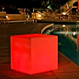 All-Weather Cordless Outdoor Lights - Cube