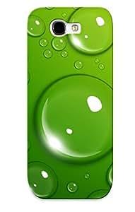 Fashion EevvToI243fmuSh Case Cover For Galaxy Note 2(bubbles Hd)