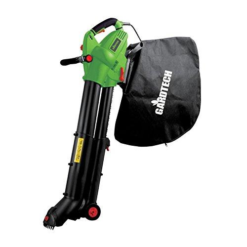 Soplador aspirador triturador de hojas 3000 W: Amazon.es: Jardín