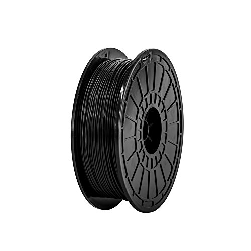 175mm-ABS-Black-3d-Printer-Filament-NW06-kg-Per-Spool-for-FlashForge-Dreamer-Printer