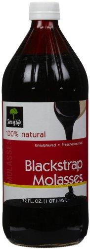 Tree of Life Blackstrap Molasses - 32 oz