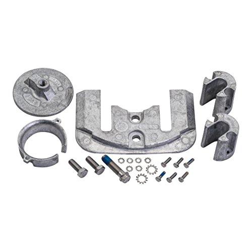 Quicksilver 888758Q02 Aluminum Anode Kit - MerCruiser Bravo One