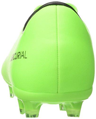 Nike Mercurial Victory Vi Fg, Zapatillas de Fútbol para Hombre Verde (Electric Green / Blk-Flsh Lm-Wht)