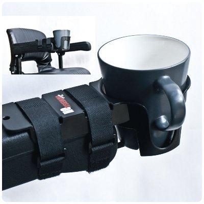 Amazon.com: Silla de ruedas soporte para vasos, soporte para ...