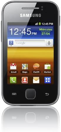 Samsung Galaxy Y (S5360) - Smartphone libre (pantalla táctil de 3 ...