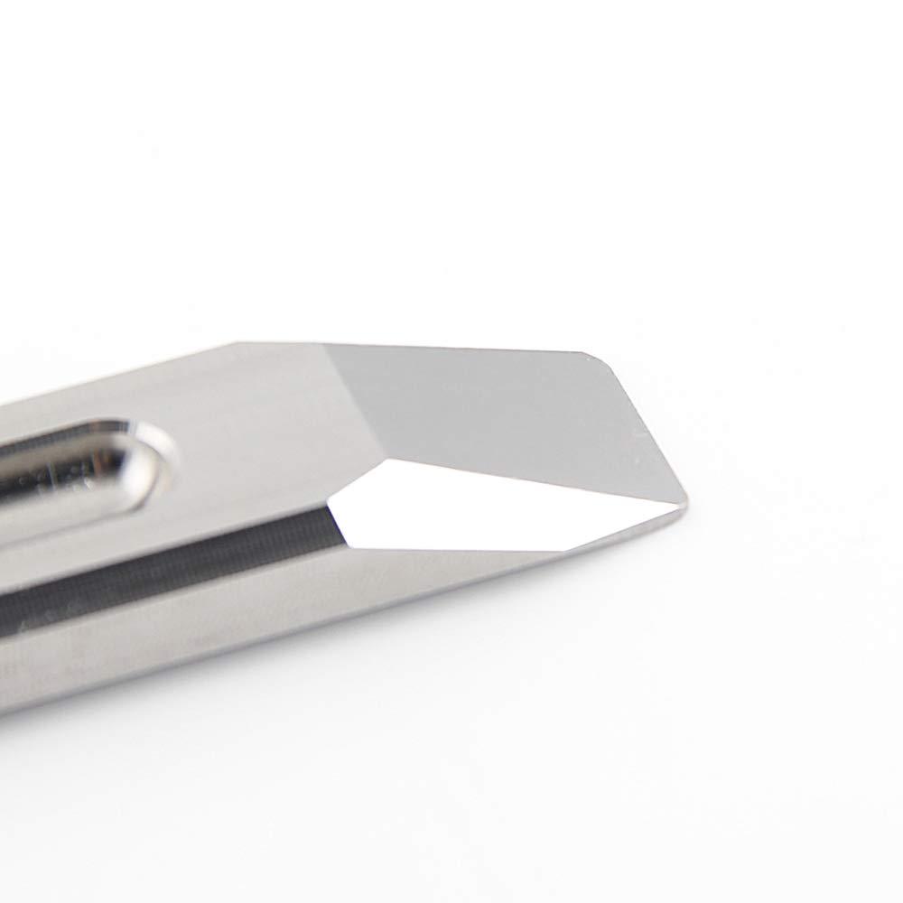 Hamans Titanium Brecheisen EDC Multi Tool mit Sechskantschl/üssel