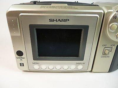 8mm camcorder sharp - 5