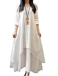 Amazon.ca: White - Dresses / Women: Clothing & Accessories