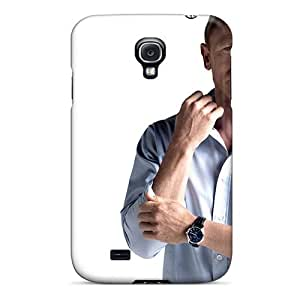 PnZ8254Szft Case Cover Protector For Galaxy S4 Men Male Celebrity Daniel Craig 18 Case