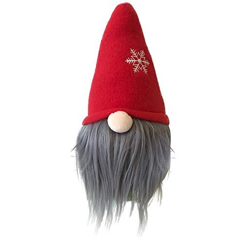 Gnome Hidden Ball Christmas Dog Toy