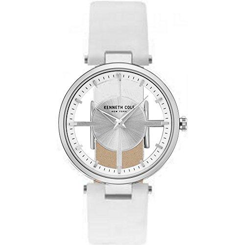 Kenneth Cole New York Mujer Reloj Reloj de pulsera piel kc15004004