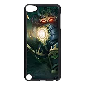iPod Touch 5 Case Black League of Legends Abyssal Nautilus LOL-STYLE-2423