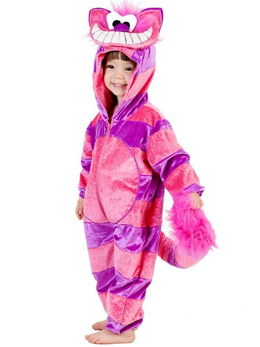 Cheshire Cat Kids Costume - Infant Size (Toddler Alice In Wonderland Costume)
