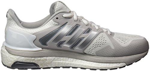 White Footwear Supernova Chaussures One adidas Blanc Blau M St Metallic Homme de Running Silver Grey CvRzqdgw