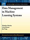 Data Management in Machine Learning Systems (Synthesis Lectures on Data Management)
