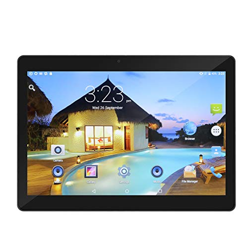 5 Mp Game - Tralntion 10 inch Tablet PC Replacement for Android 6.0 4GB RAM 64GB ROM Octa Core 8 Cores Dual Cameras 5.0MP 1280800 IPS
