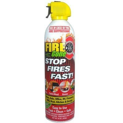 Max Professional - Fire Gone Blister Pack ''Product Category: Office Products/Office Supplies''