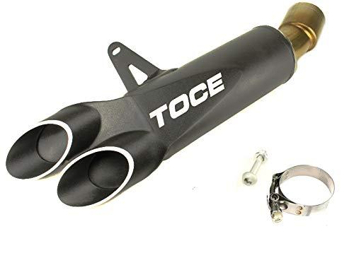 Kawasaki Z800 (13-16) Razor Tip Slip-On Exhaust by Toce Performance