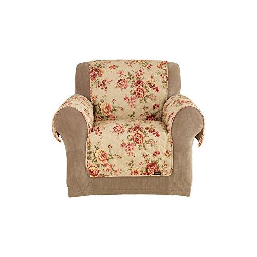 Sure Fit Furniture Friend Pet Throw   Chair Slipcover   Lexington Floral  Mul (SF39900)