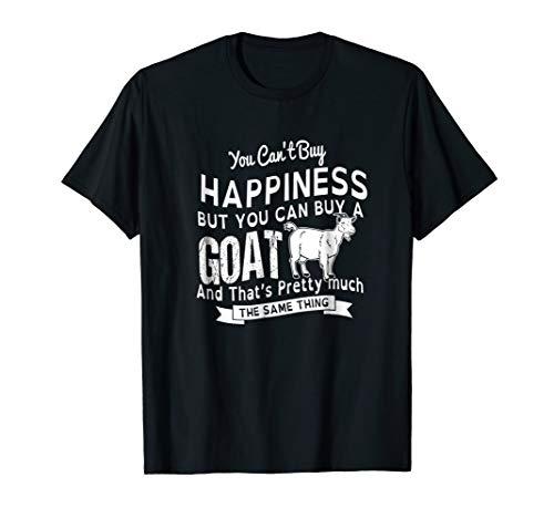Happiness Goats T-Shirt Design