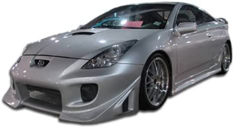Compatible With Celica 2000-2005 4 Piece Body Kit Brightt Duraflex ED-ZOW-251 Blits Body Kit