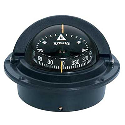 Ritchie F-83 VOYAGER FLUSH MOUNT COMPASS